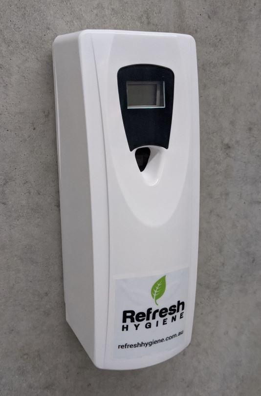 White Air Dispenser